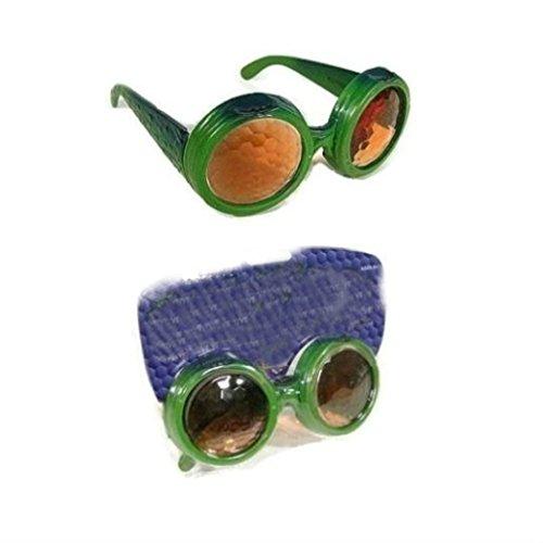 Fly Eyes Glasses Kaleidoscope Effect Science Bugs Visual Stimulation Costume -