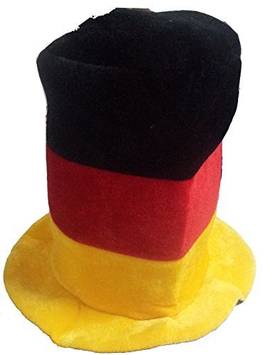 Germany Oktoberfest World Cup Party Hat - Top Hat