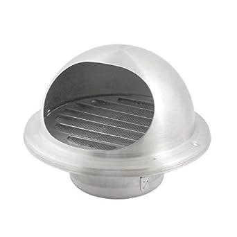Cocina salida de aire del extractor de salida parrilla de ...