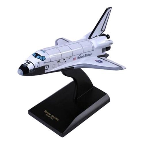 (Exectutive Series E0420 NASA Space Shuttle Discovery 1:200 Scale Museum Quality Display Model with Stand)