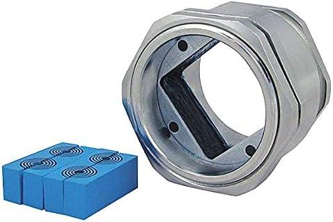 0.13 to 0.65 Range Dia 4-Hole Polyamide Cable Gland