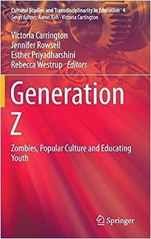 La Libreria Descargar Torrent Generation Z: Zombies, Popular Culture And Educating Youth It PDF