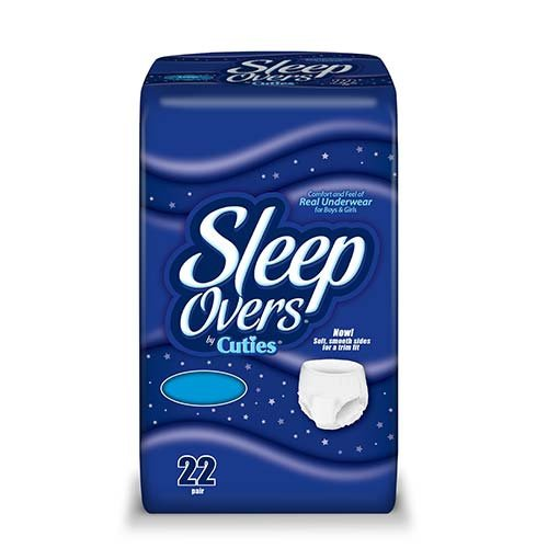 (SleepOvers Youth Pants X-Large, 85-140 lbs)