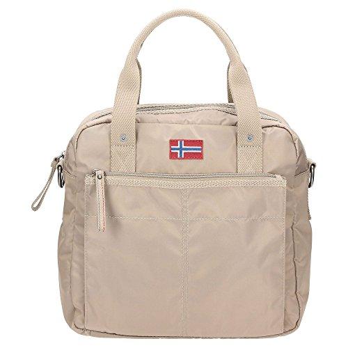 Borsa Tracolla Napapijri Donna Uomo Woman Men N8A01 Hel Handbag Cardamon