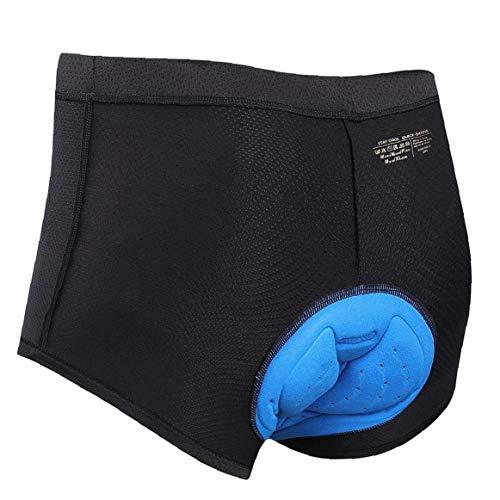 Heren Cycle Onderbroeken Fietsen Ondergoed Padded Mens Fietsbroek Padded Ademende Mtb Bike Shorts Style1