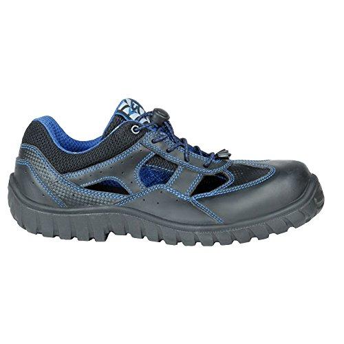 Cofra 36140-000.W42 Paddock S1 P SRC Chaussures de sécurité Taille 42 Noir