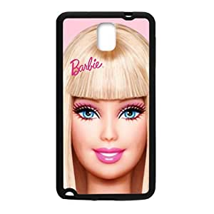 Lovely Barbie doll Cell Phone Case for Samsung Galaxy Note3