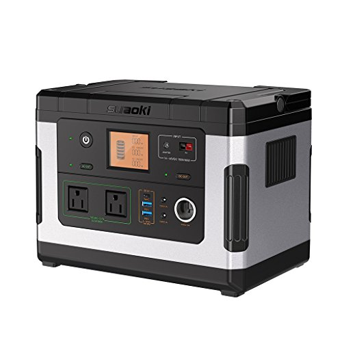 SUAOKI G500 Portable Power Station