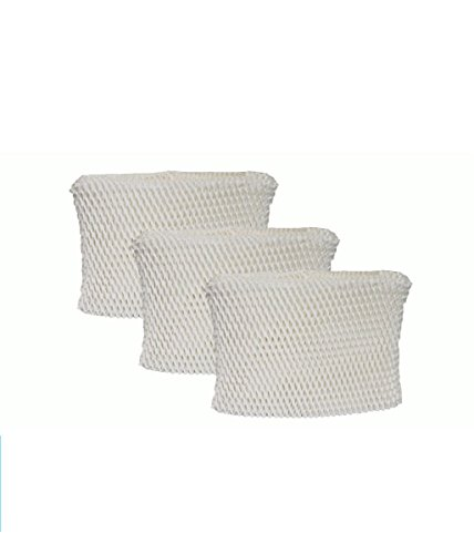 Ximoon 3 Pack Humidifier Filter Wick for Honeywell HCM-890