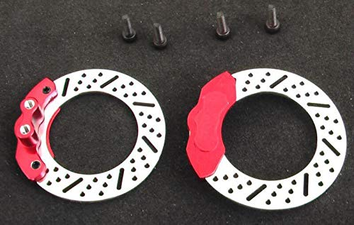 Part & Accessories Hot Racing HPI Cup Racer Aluminum Brake Discs TTS3902