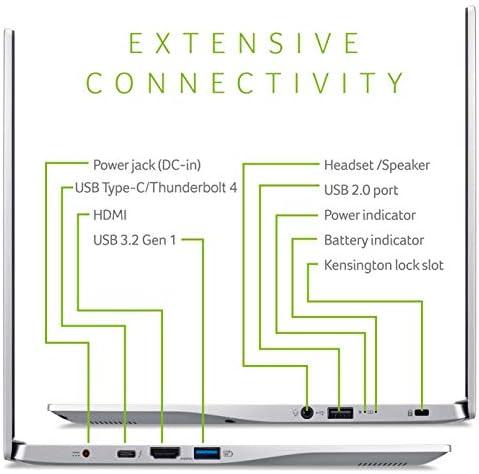 Acer Swift 3 Intel Evo Thin & Light Laptop