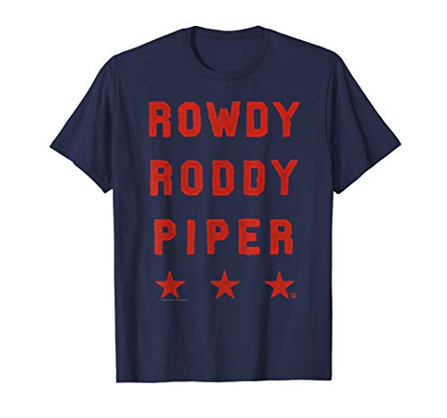 WWE Rowdy Roddy Piper Vintage Fight Type -