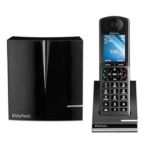 RCA IP160 Dect VoIP Business Cordless Phone (Voip Rca Phone)