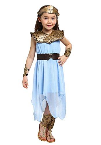 Girls Athena Costume 2T