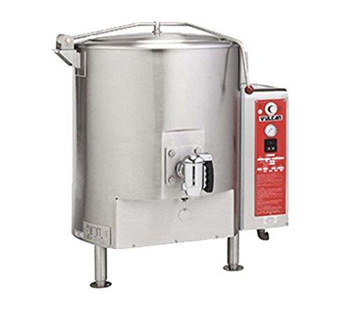 Vulcan Hart S/S Gas 40 Gallon Stationary Kettle -