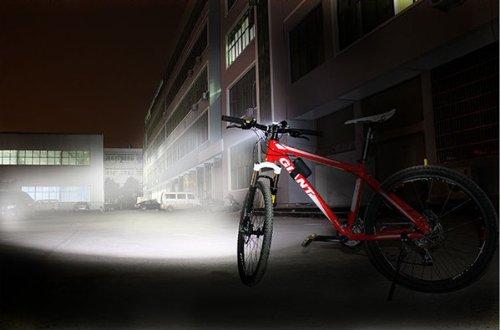 Mondpalast cree xm l t cree t luce bicicletta faro bici per