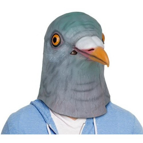 Accoutrements Pigeon Mask -