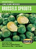 Heirloom Brussels Sprouts - Long Island Improved