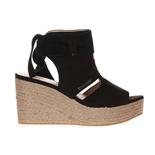 CHATTAWAK Charlotte - Zapatos Mujer Noir (Noir)