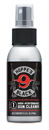 Hoppe's black High Performance Gun Cleaner 2.5 oz Step 1 High Performance Gun