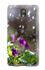 Series Skin Case Cover For Galaxy Note 3(abstract 3d Prince Purple Rain Logo )