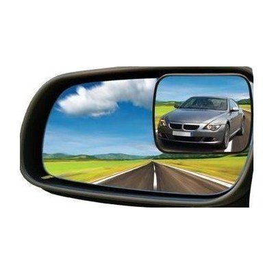 Total View 360 Adjustabe Blind Spot Mirror