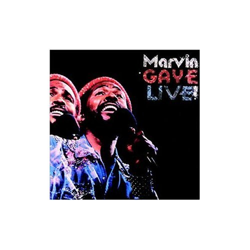 Marvin Gaye Live! by Tamla