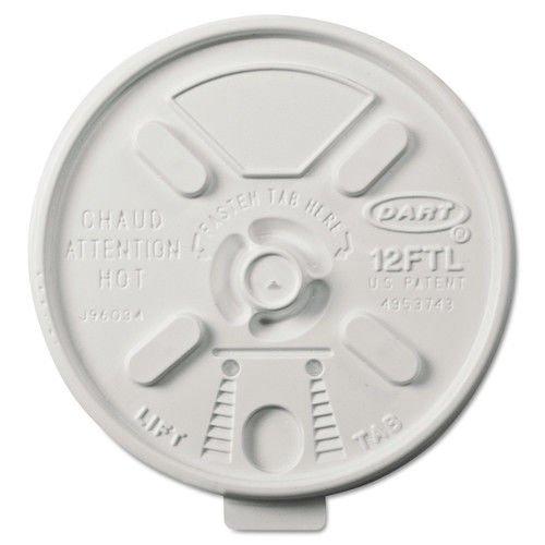 Foam Cups Sip Thru Lid - 9