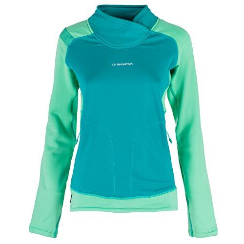 La Sportiva Women's Eagle Hoody, Emerald/Spruce, L ()