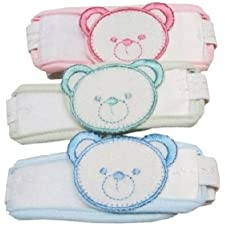 Image: Bear Infant Diaper Fasteners | Toddler Newborn Nappy Snappi | magic tape design