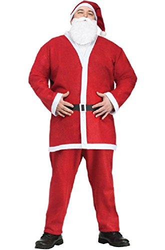 8eighteen Pub Crawl Santa Suit Plus Size Halloween Costume