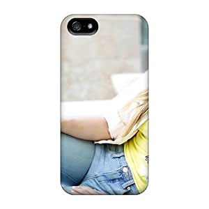 New Arrival Cover Case With Nice Design For iphone 4 4s Elsa Pataky