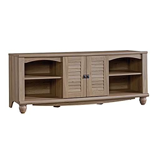 (Sauder 415055 Harbor View Entertainment Credenza, For TV's up to 60