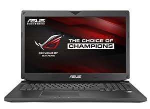 ASUS ROG G750JZ 17-Inch Gaming Laptop (Intel Core i7-4700HQ, 2.4Ghz Turbo 3.4 GHz, 1 TB 7200 rpm Hard Drive  Windows 8.1) Black