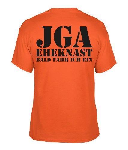 Junggesellenabschied JGA T-Shirt Eheknast S-XXXL