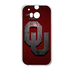 OKLAHOMA SOONERS Cell Phone Case for HTC One M8