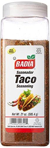 Badia Taco Seasoning 21 oz - Dip Taco Seasoning