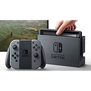 Video Game Console Player Switch Dock High Definition TV AC Adapter HDMI Cable Multi-Player Gaming