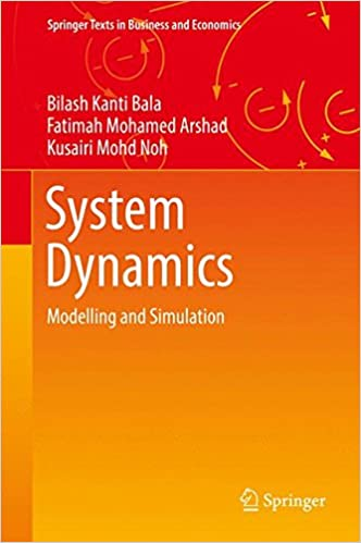 System Dynamics: Modelling and Simulation Springer Texts in Business