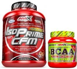 Amix Isoprime CFM Chocolate - 2 kg + Bcaa Instant - 300 g ...