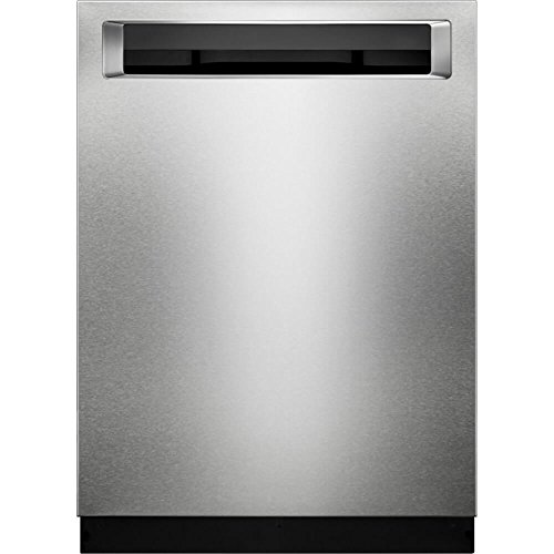 Price comparison product image KitchenAid KDPE334GPS 39 dB Stainless Built-In Dishwasher with Third Rack