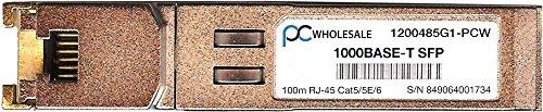 - Adtran Compatible 1200485G1 - 1000BASE-T SFP Transceiver