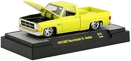 1//64th M2 Machines 1976 GMC Trans Am Square Body Truck Black