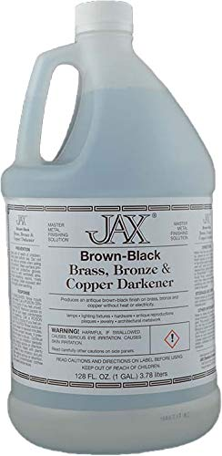 Jax Patinas and Darkeners - Gallons (Gallon, Brown-Black)