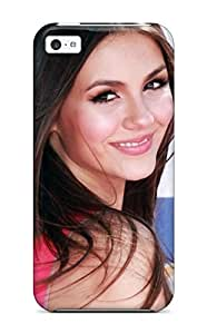fenglinlinLennie P. Dallas's Shop Hot High-end Case Cover Protector For Iphone 5c(victoria Justice)