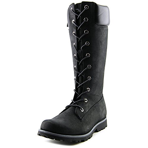 Asphalt Trail Tall Boot (Timberland Asphalt Trail Classic Tall Youth US 5 Black Mid Calf Boot)