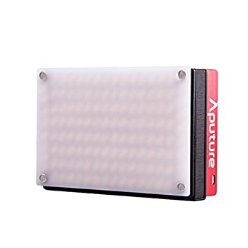 Image of Aputure Amaran AL-MX Bi-Color LED Mini Pocket Size Light(AL-M9 Upgrade Version) With DigiKit Fiber Cloth
