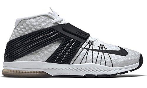 Nike Herren Zoom Zug Toranada Hyper Violet Crimson Schwarz Weiß Laufschuhe Weiß schwarz