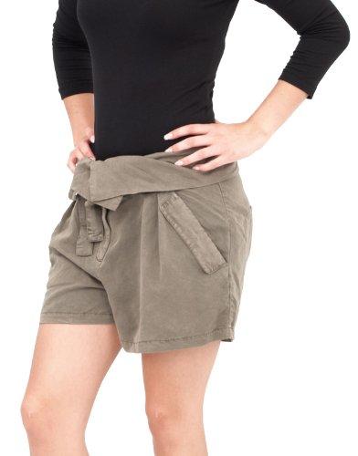 minimum - Falda - para mujer Verde
