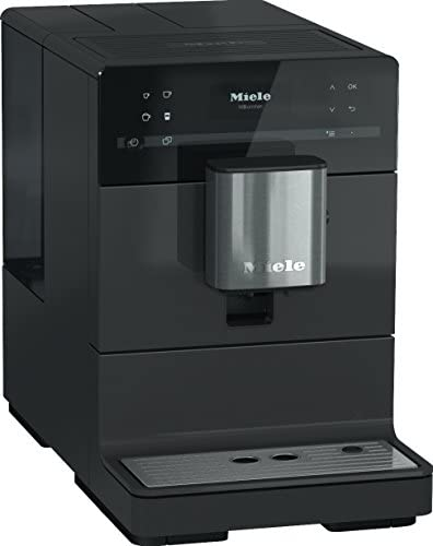 Miele cafetera eléctrica cm 5300 Gr Gris/Antracita 1.3 litro 220 Watt: Amazon.es: Hogar